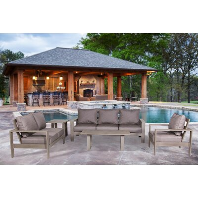 Check out the Sunbrella Sofa Set Cushions Potsdam - Product picture - 5256