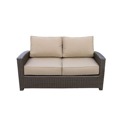 Briony Loveseat with Cushions