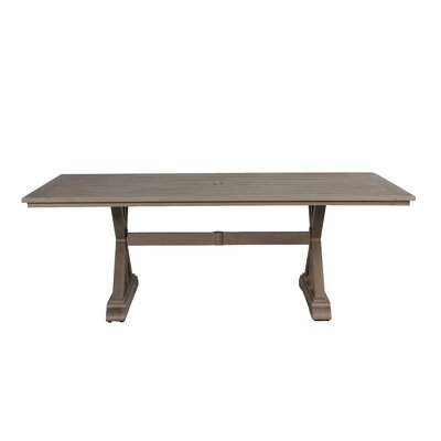 Outdoor Dining Table Potsdam - Product photo