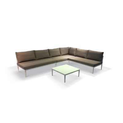 Palazzo 4 Piece Deep Seating Group Set
