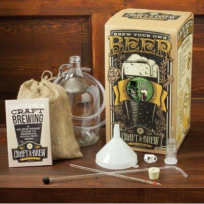 Craft a Brew Irish Stout Beer Making Kit
