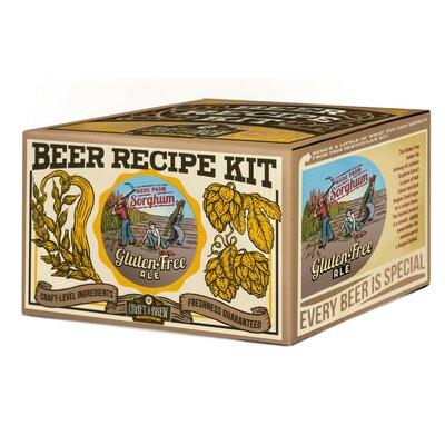 Gluten Free Ale Beer Recipe Kit RK-GF