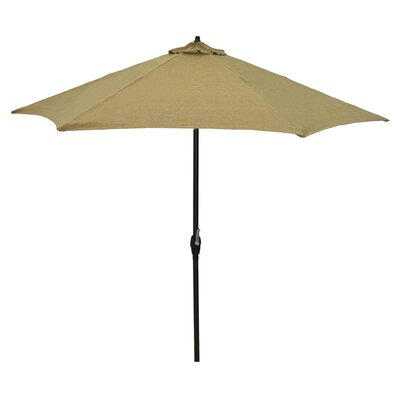 9 Breen Market Umbrella Fabric: Tan