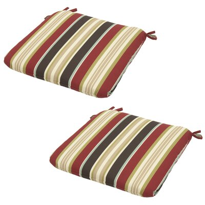 Majestic Outdoor Dining Chair Cushion