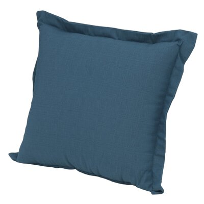 Brewer Deep Seating Outdoor Throw Pillow Color: Mediterranean