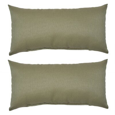 Bristlewood Outdoor Lumbar Pillow