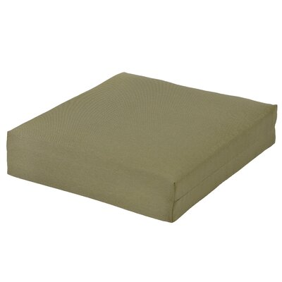 Double-Piped Deep Seating Outdoor Seat Cushion