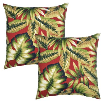 Arbury Outdoor Throw Pillow