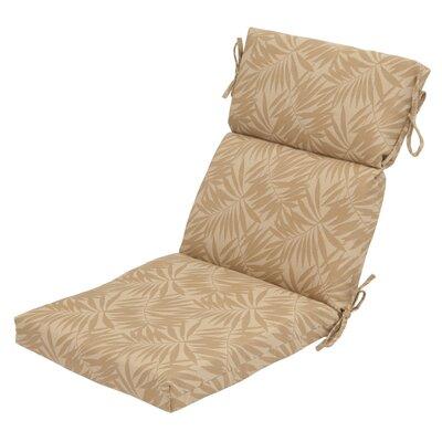 Aramantha Palm Outdoor Dining Chair Cushion