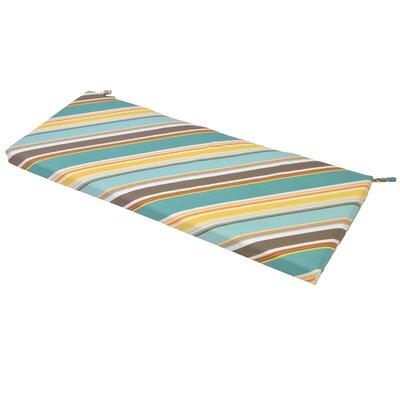 Redmond Stripe Outdoor Bench Cushion