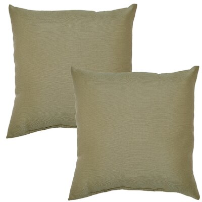 Bratton Heights Outdoor Throw Pillow