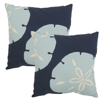 Paulita Outdoor Throw Pillow - Set of 2