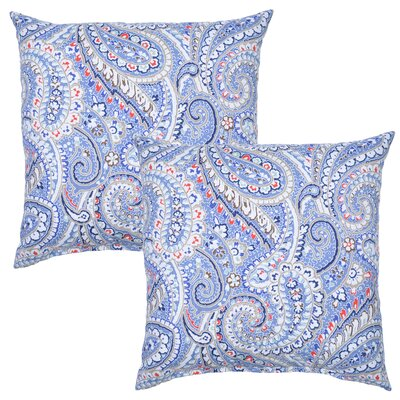 Delroy Outdoor Throw Pillow