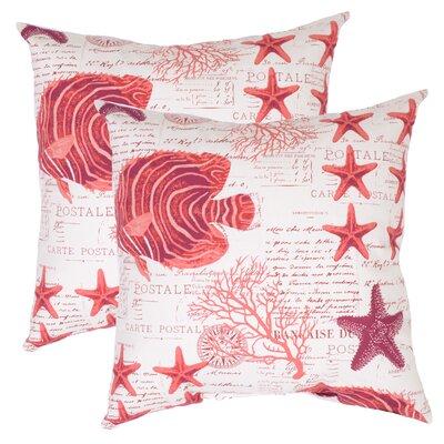Aubrey Outdoor Throw Pillow (Set of 2)