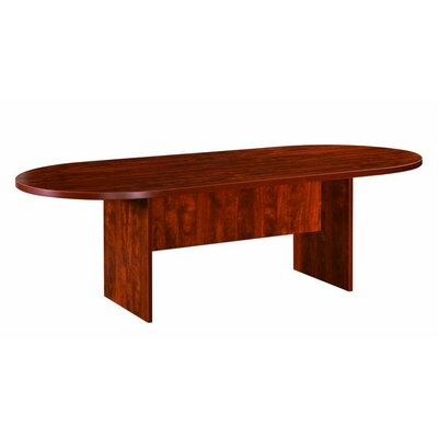 Oval Conference Table Size: 6