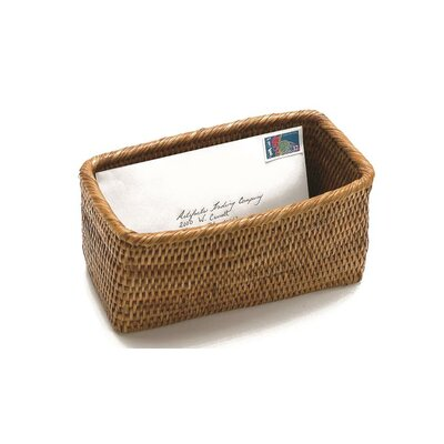 Rattan Rectangular Basket