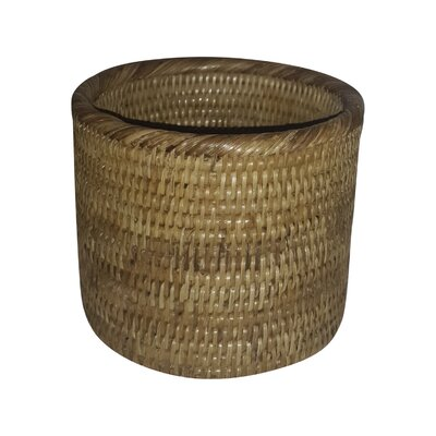Rattan Cylinder Basket
