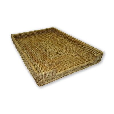 Rattan Paper Tray Basket