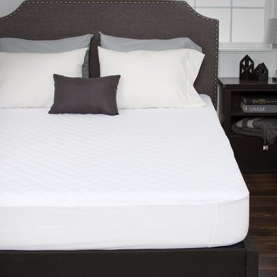 Waterproof Fitted Mattress Pad Size: King