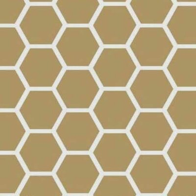 Honeycomb Fabric By The Yard Color: Khaki