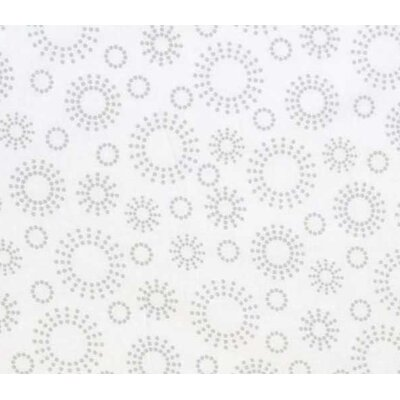 Dot Circles Fabric By The Yard