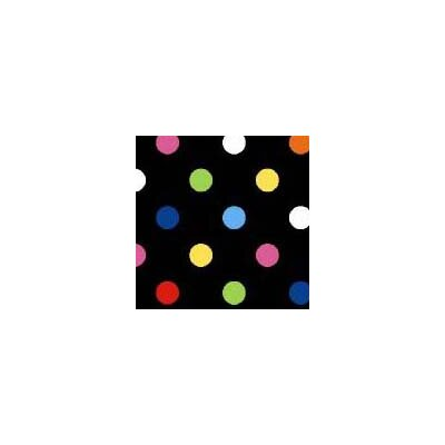 Primary Dots Woven Fabric By The Yard