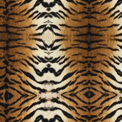 Tiger Fabric By The Yard