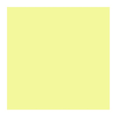 Solid Jersey Knit Fabric By The Yard Color: Lemon