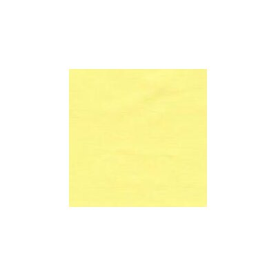 Solid Woven Fabric By The Yard Color: Yellow