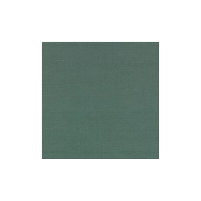 Woven Fabric By The Yard Color: Hunter Green