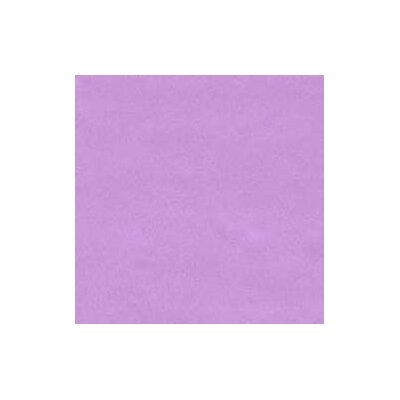 Solid Woven Fabric By The Yard Color: Lilac