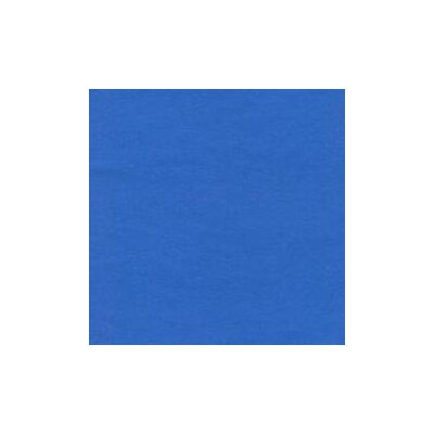 Woven Fabric By The Yard Color: Royal Blue