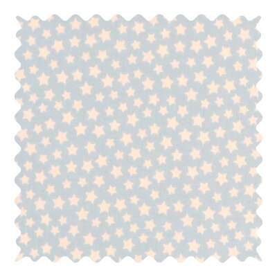 Stars Pastel Woven Fabric By The Yard