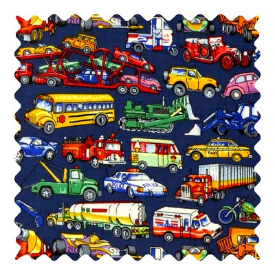 Vehicles Galore Fabric By The Yard