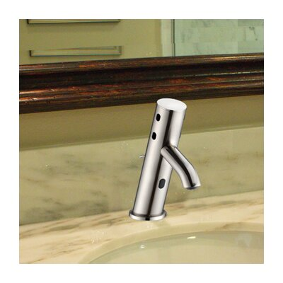 Standard Bathroom Faucet Finish: Brushed Nickel