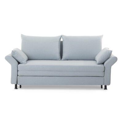 Ancla Convertible Sofa Bed Upholstered: Light Gray