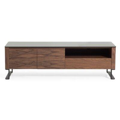 Varsa 160 TV Stand Color: Brown