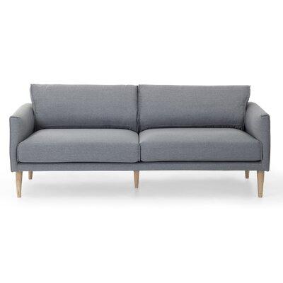 Pasala 3 Seater Standard Sofa Upholstery: Light Gray