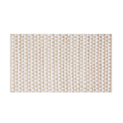 Tunceli Handwoven Beige Area Rug Rug Size: Rectangle 27 x 411