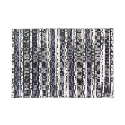 Patnos Hand-woven Wool Beige/Gray Area Rug Rug Size: Rectangle 311 x 57
