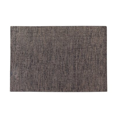 Saray Handwoven Wool Brown Area Rug Rug Size: Rectangle 311 x 57