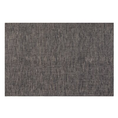 Saray Handwoven Wool Brown Area Rug Rug Size: Rectangle 53 x 77