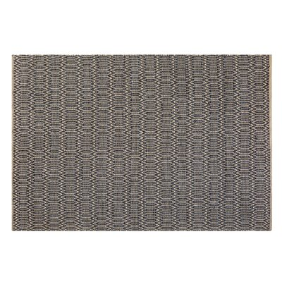 Silopi Handwoven Brown/Beige Area Rug Rug Size: Rectangle 53 x 77
