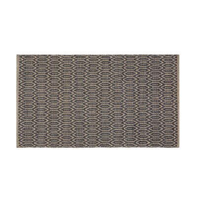 Silopi Handwoven Brown/Beige Area Rug Rug Size: Rectangle 27 x 411