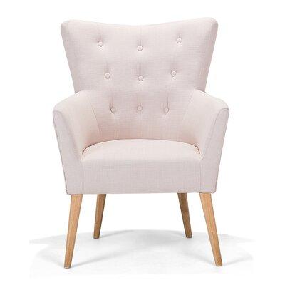 Angen Armchair Upholstery: Beige