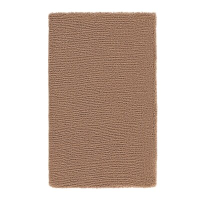 Edirne Hand-Tufted Beige Area Rug Rug Size: Rectangle 53 x 77