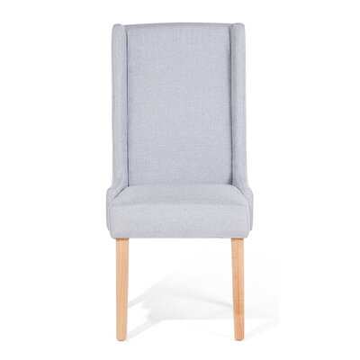 Belfast Upholstered Dining Chair Color: Light Gray