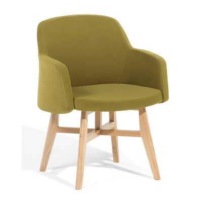 Ystad Armchair Upholstered: Olive