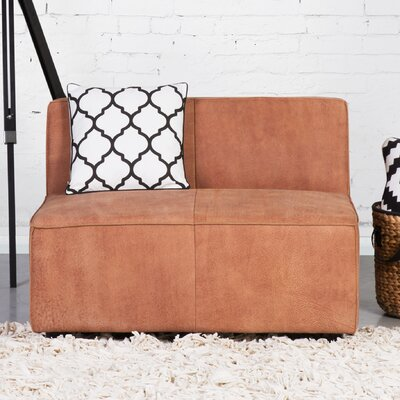 Simon Leather Standard Sofa
