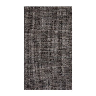 Saray II Handwoven Wool Brown Area Rug Rug Size: Rectangle 27 x 411